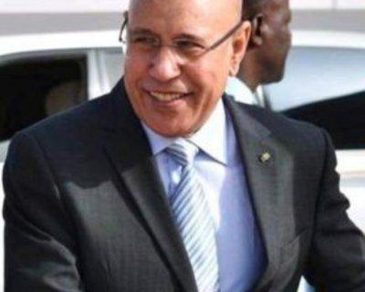 الرئيس الموريتاني يهنئ دولة الإمارات